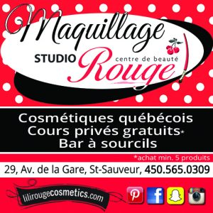 Studio de maquillage professionnel